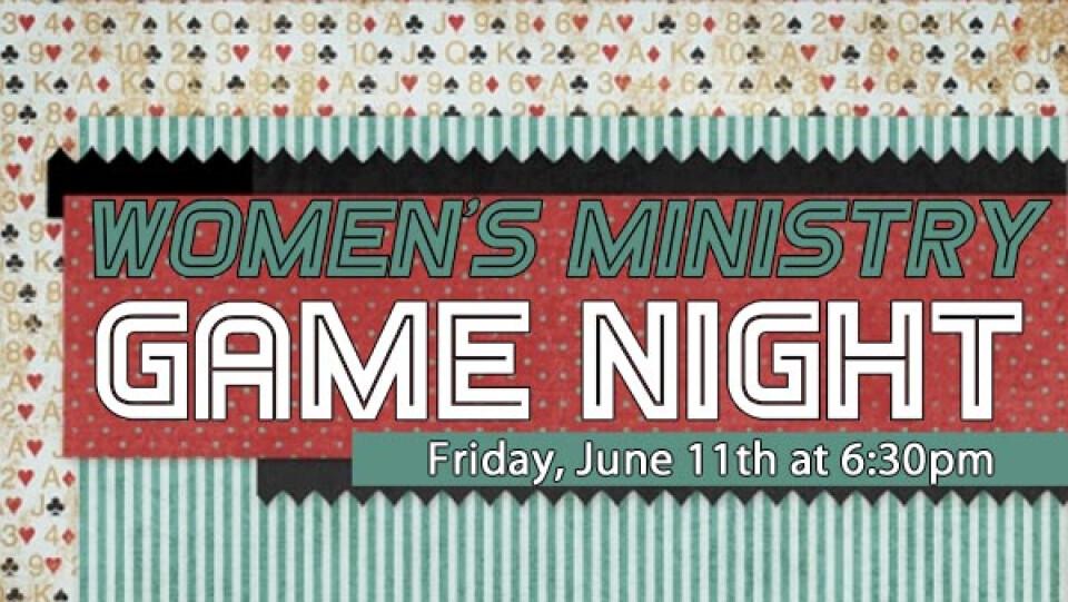 Women's Game Night
