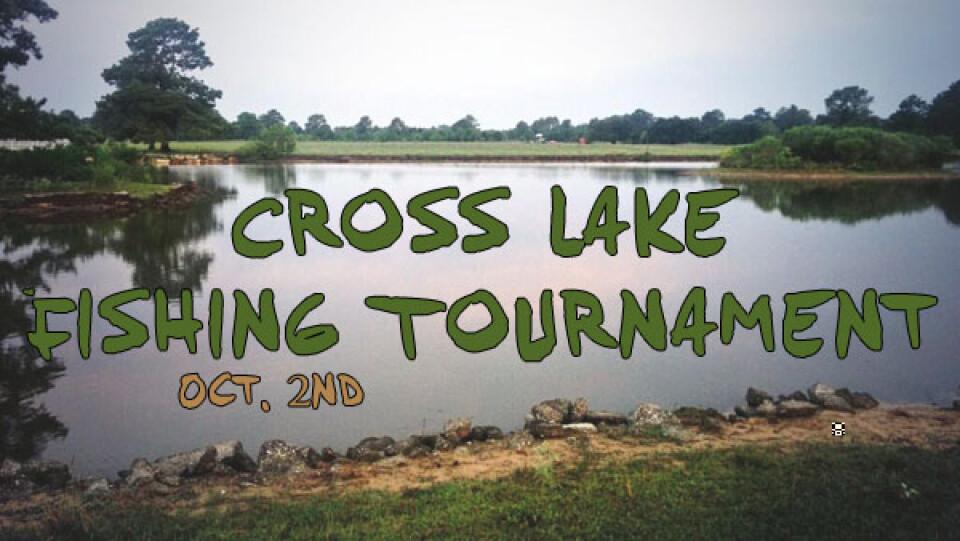 Cross Lake Fishing Tournament